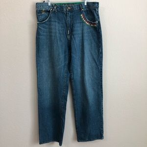 LRG High Blue Mountain Jeans